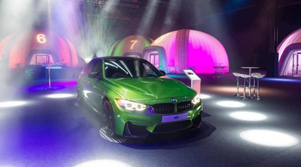 """Experiential Retail Activation - BMW """"Driving a Comeback Strategy"""""""