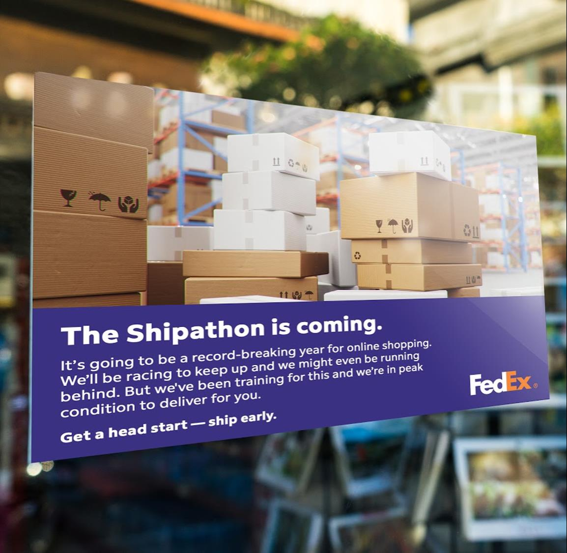 FedEx - Shipathon