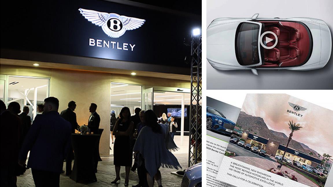 Bentley Motors: Brand Elevation Attracts Elite Customers