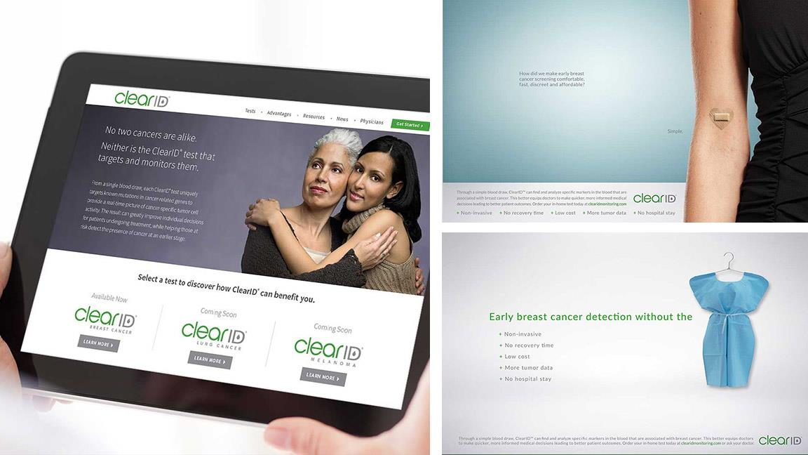 ClearID: Healthcare Marketing in the Fight Against Cancer