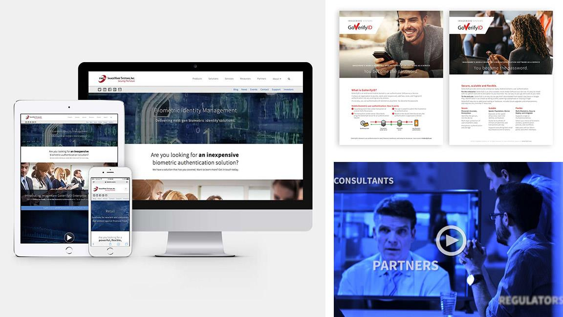 ImageWare: Marketing a Pioneering Enterprise Technology Solution