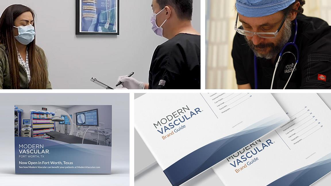 Modern Vascular: Launching a healthcare market leader