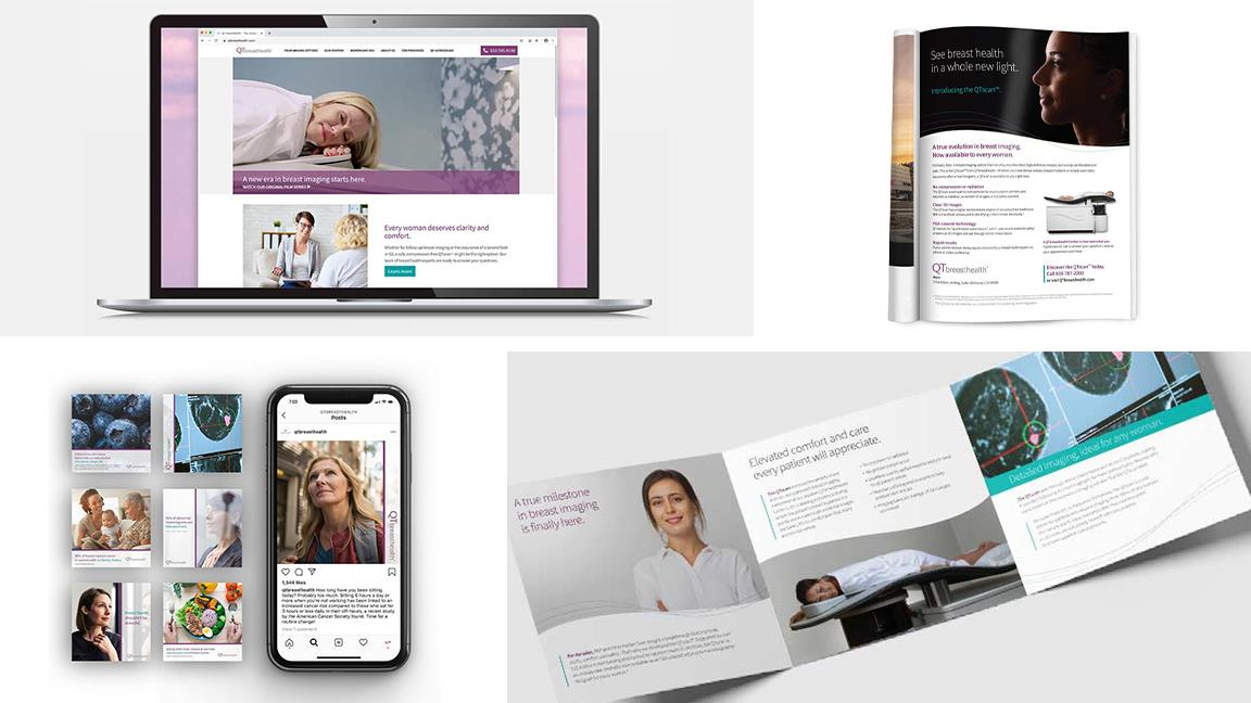 QT Breasthealth: Brand Relaunch Increases Conversions