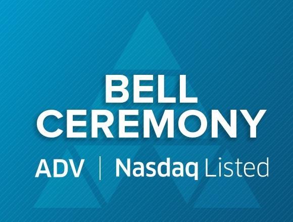 Advantage Rings Nasdaq Closing Bell Commemorating Public Trading - Advantage Solutions