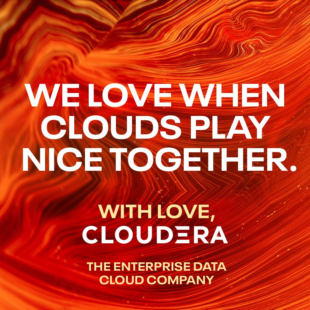 We Love When Cloud Play Nice Together