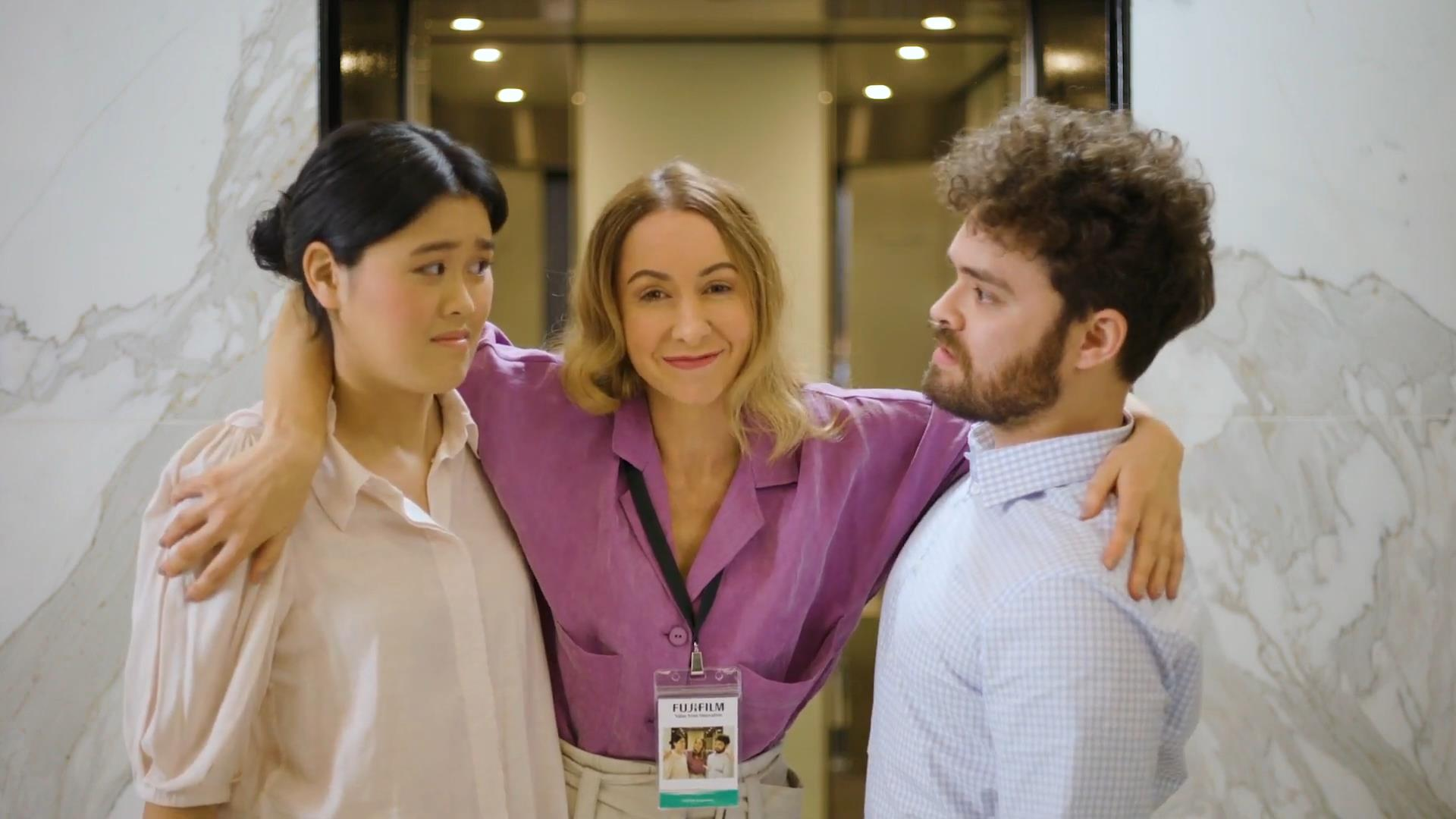 Just Global Helps Fuji Xerox Australia Rebrand to FUJIFILM Business Innovation Australia