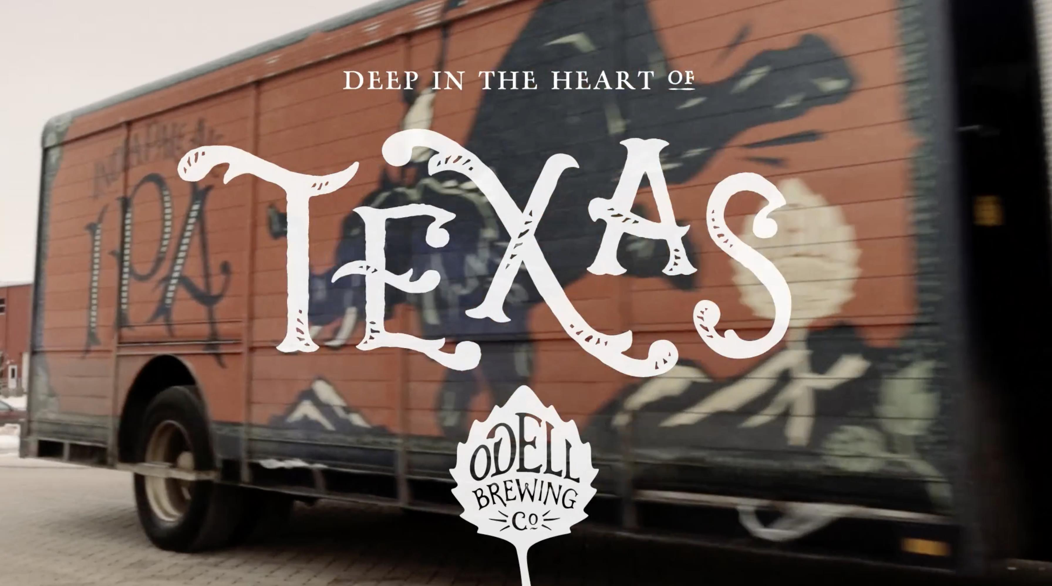 Odell Brewing - Texas Launch