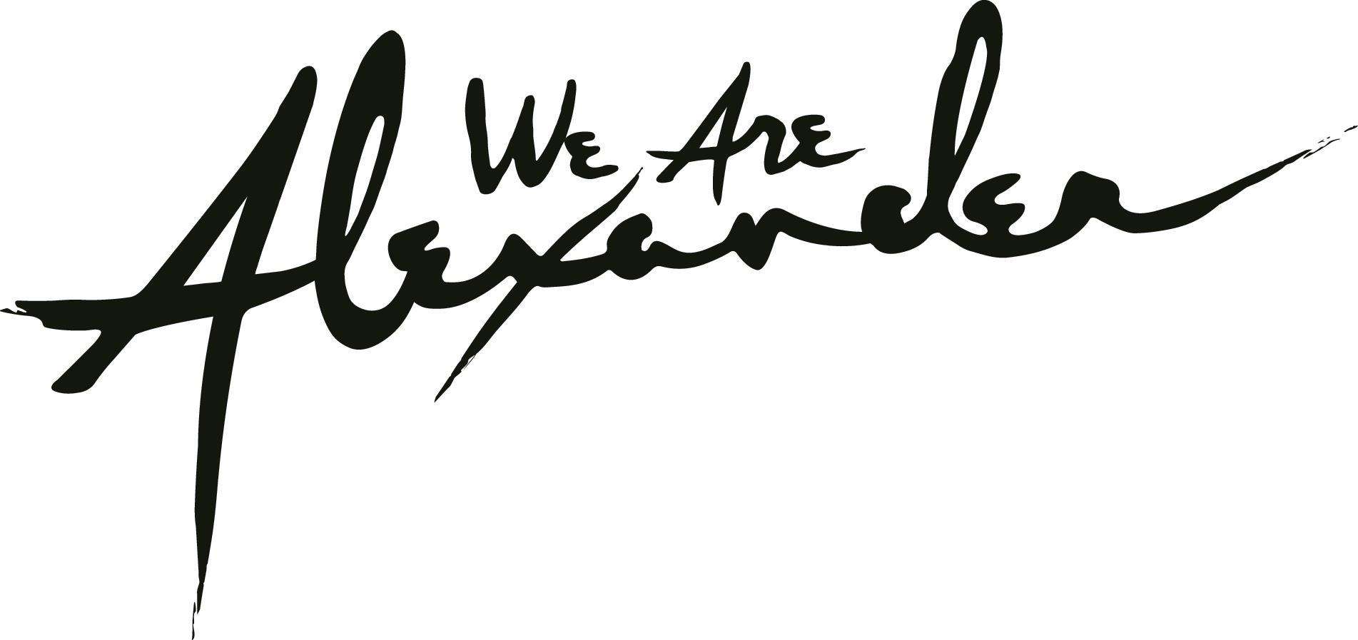 We Are Alexander
