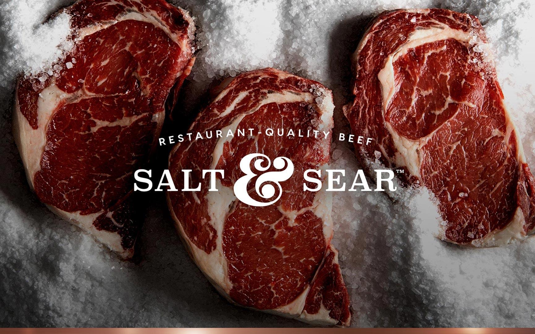 Cargill: Salt & Sear Restaurant-Quality Beef