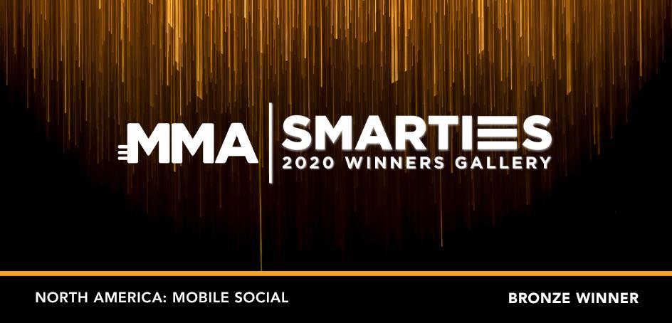 2020 SMARTIES: North America - Mobile Social | DAC