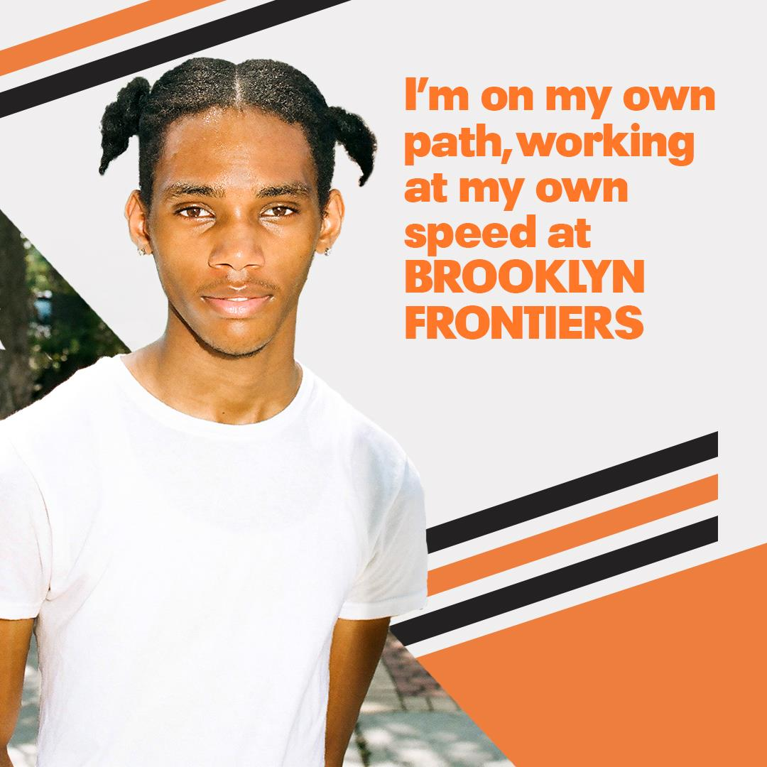 Brooklyn Frontiers Recruitment Ad