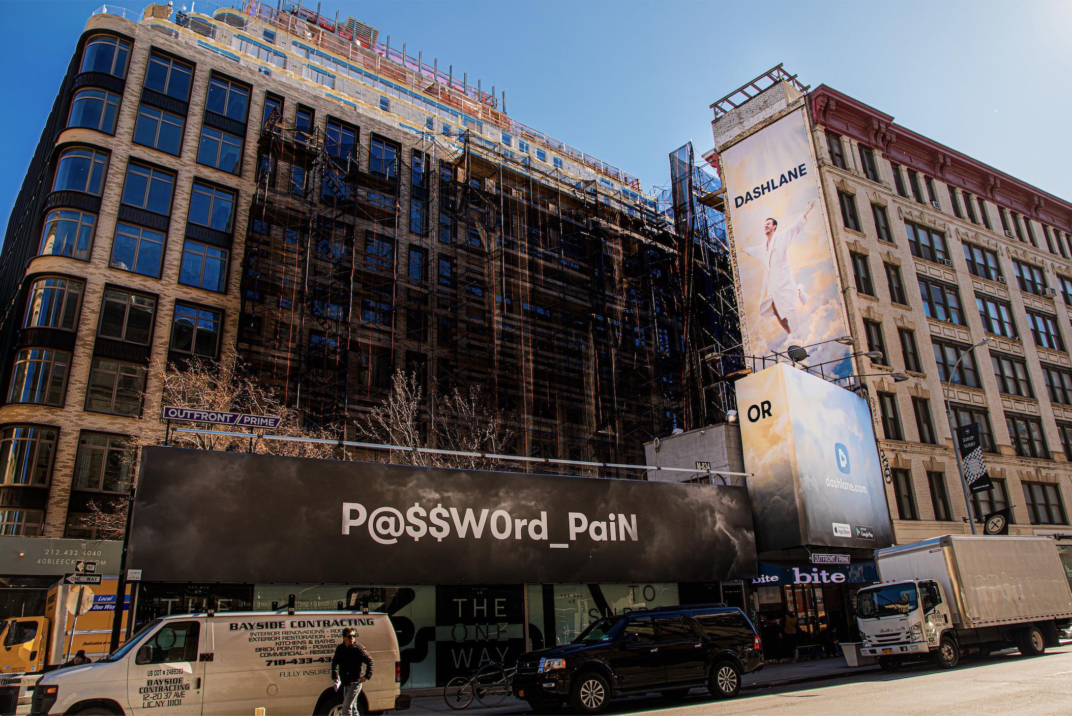 Password Pain