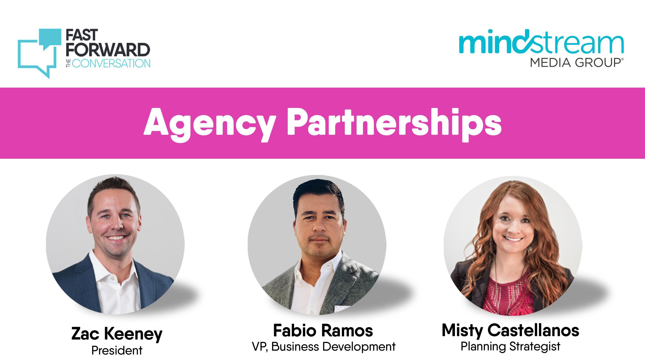 Providing Media Leverage to Agency Partners