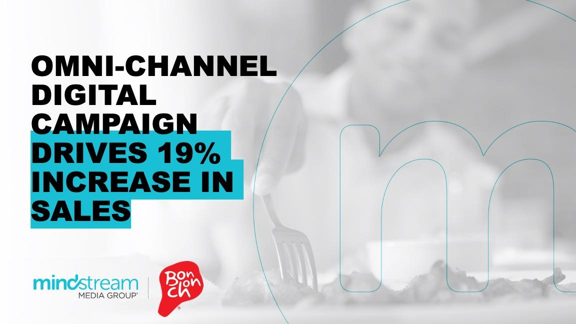 Omni-Channel Digital Campaign Drives 19% Increase in Sales