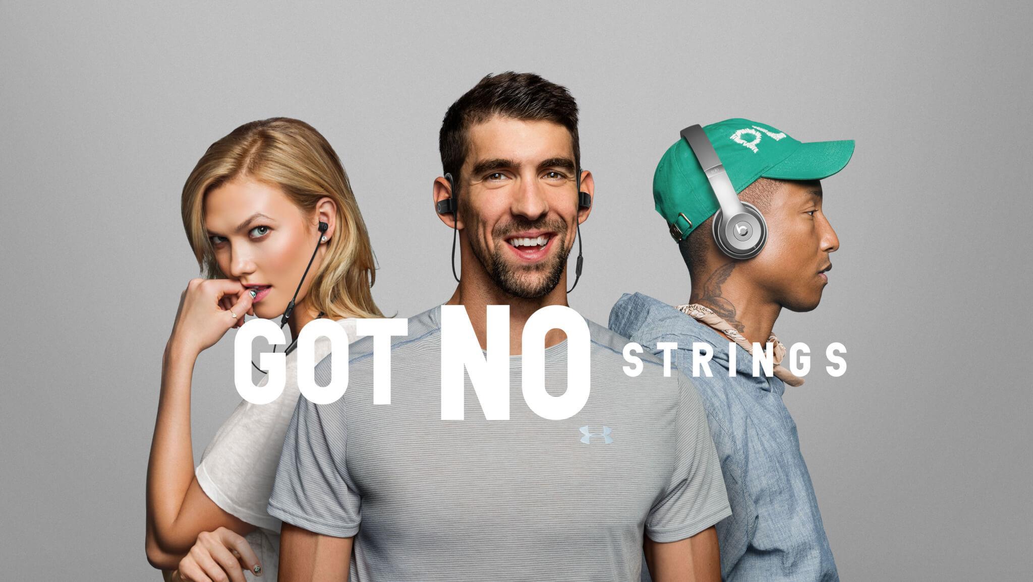 Got No Strings