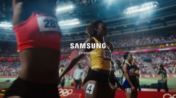 Samsung Olympics Be There