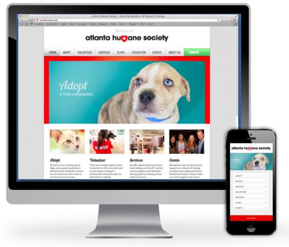Atlanta Humane Society Branding