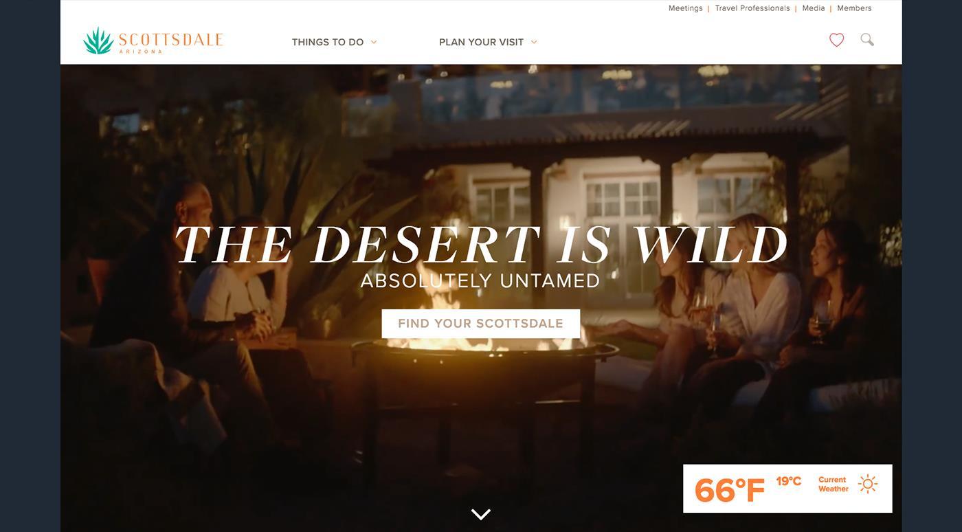 Scottsdale reinvention