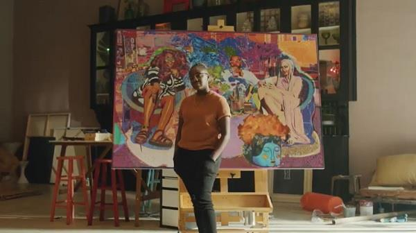 Google - Shop the Art: Celebrating Black-owned businesses