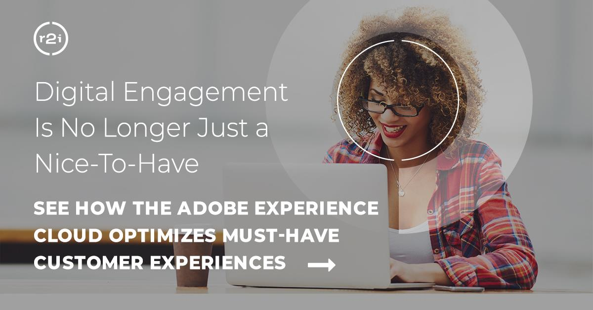 AEM WP Transforming Customer Experiences When Business Conditions Suddenly Change    R2integrated