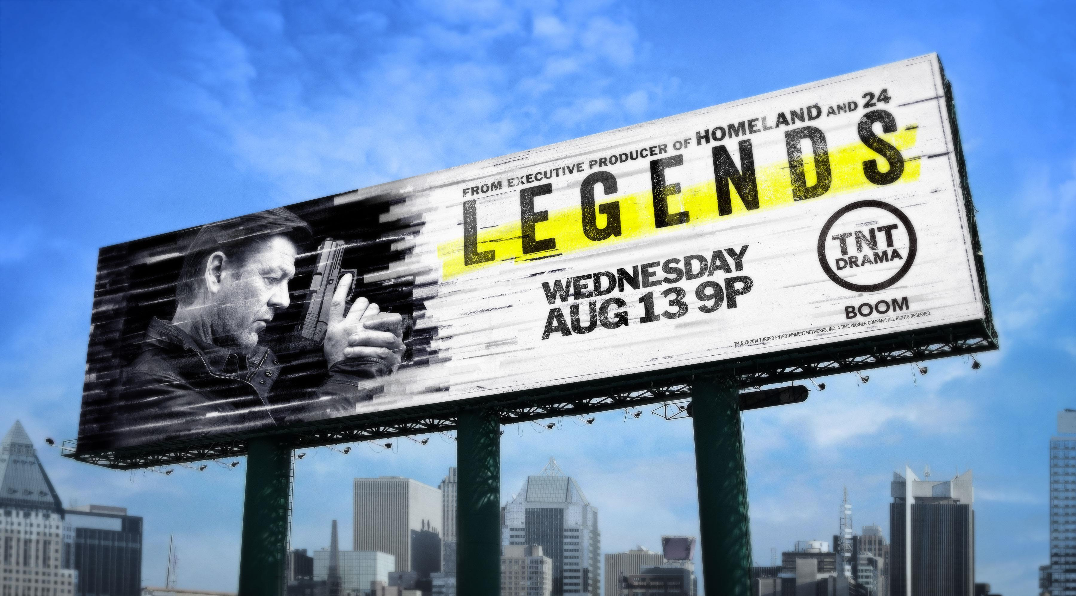 Legends Television Series Launch