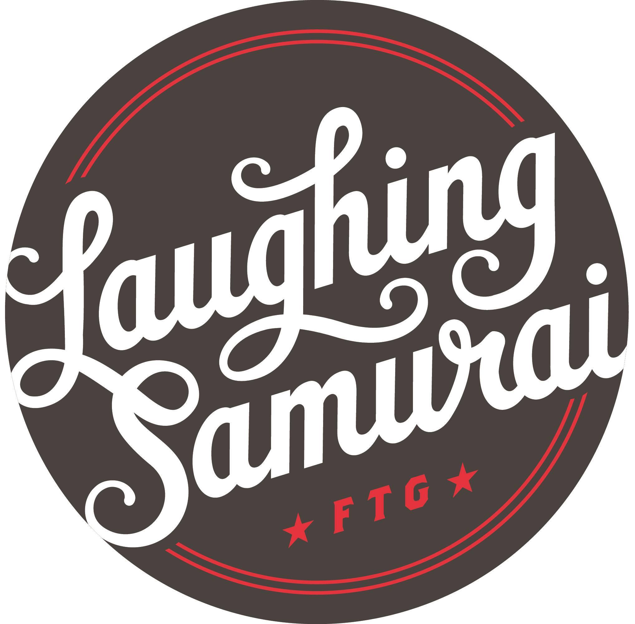 Laughing Samurai