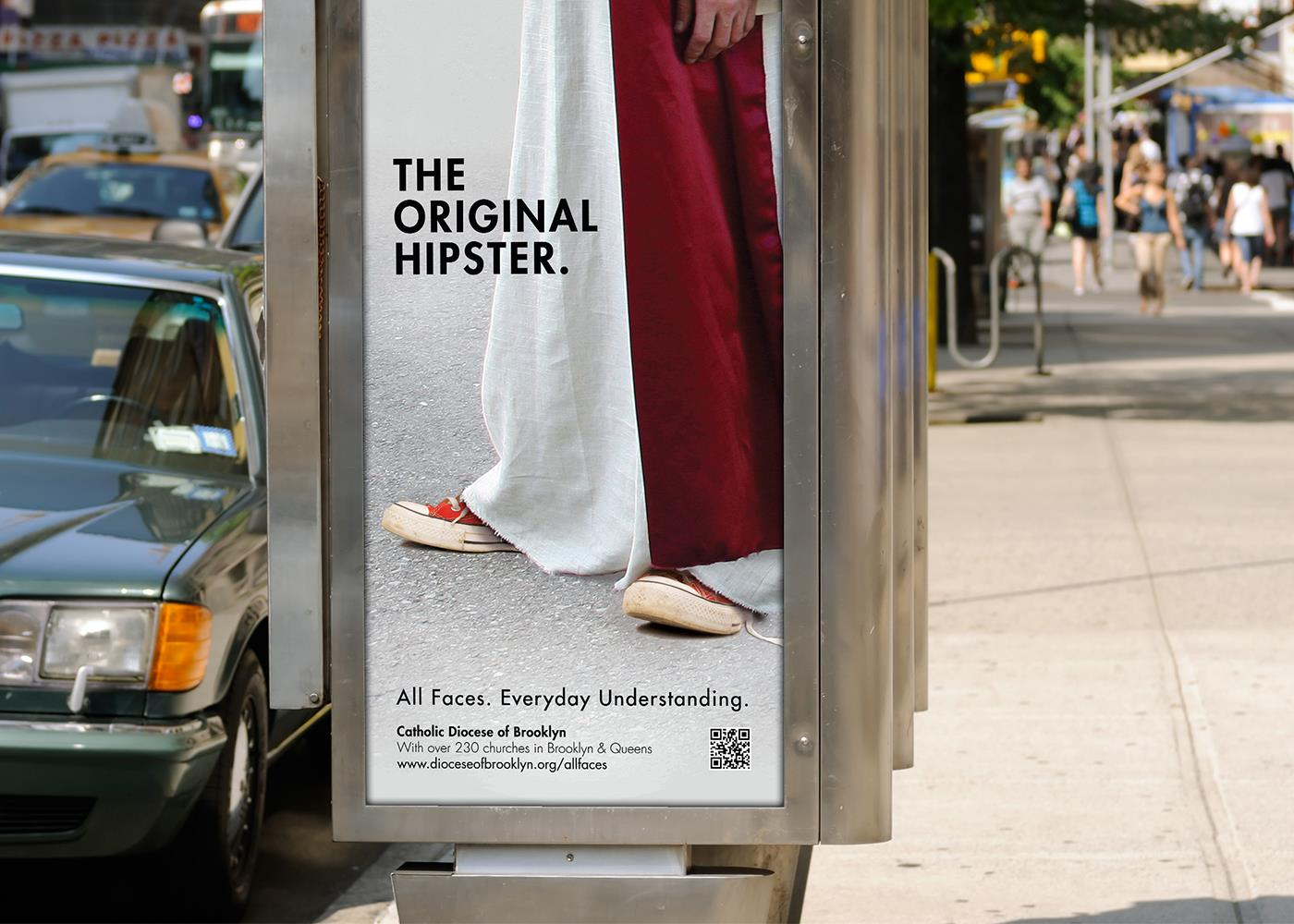 """""""The Original Hipster"""" Campaign"""