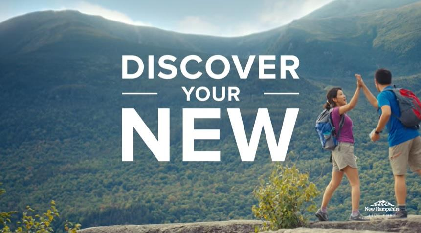 Discover Your New