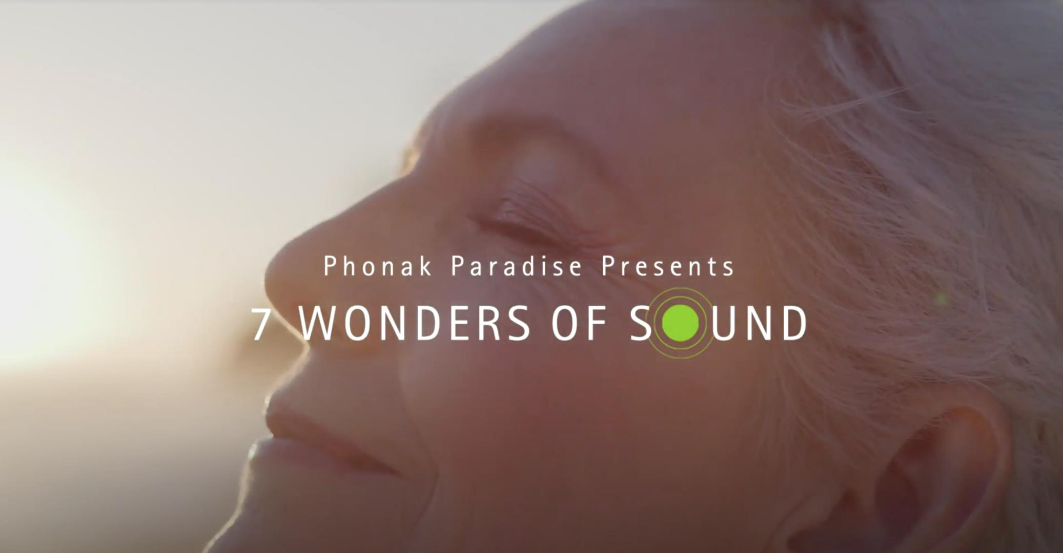 Phonak Wonders of Sound