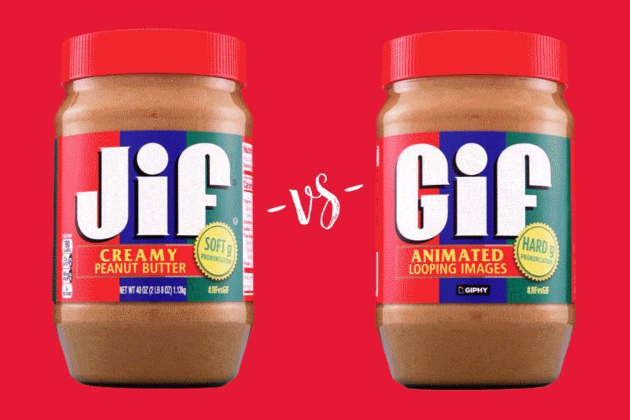 JIF vs. GIF