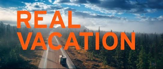 """Go RVing """"Real Vacation"""""""