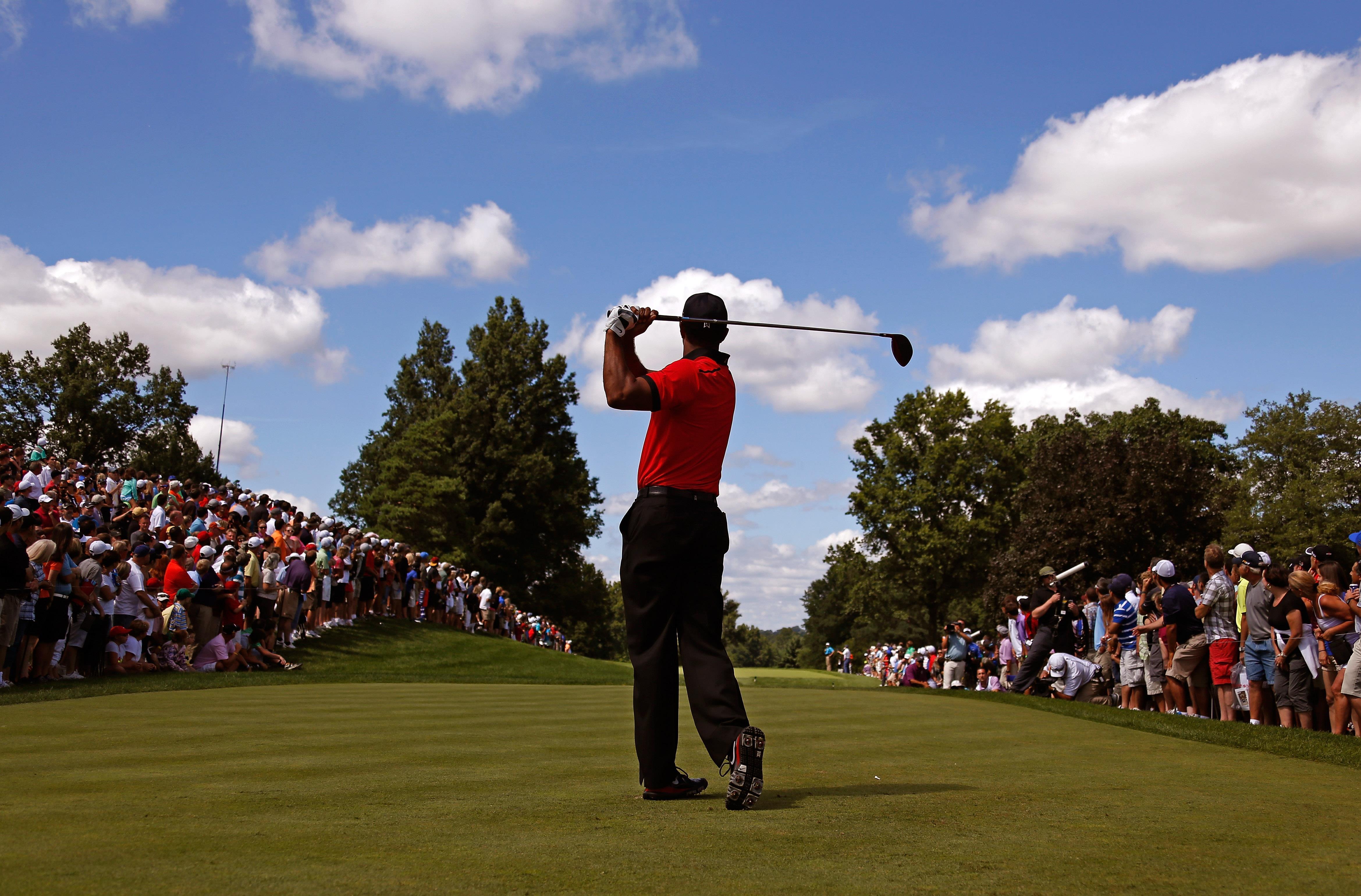 Bridgestone Golf:  Sacrificing Media for a Better Messenger.
