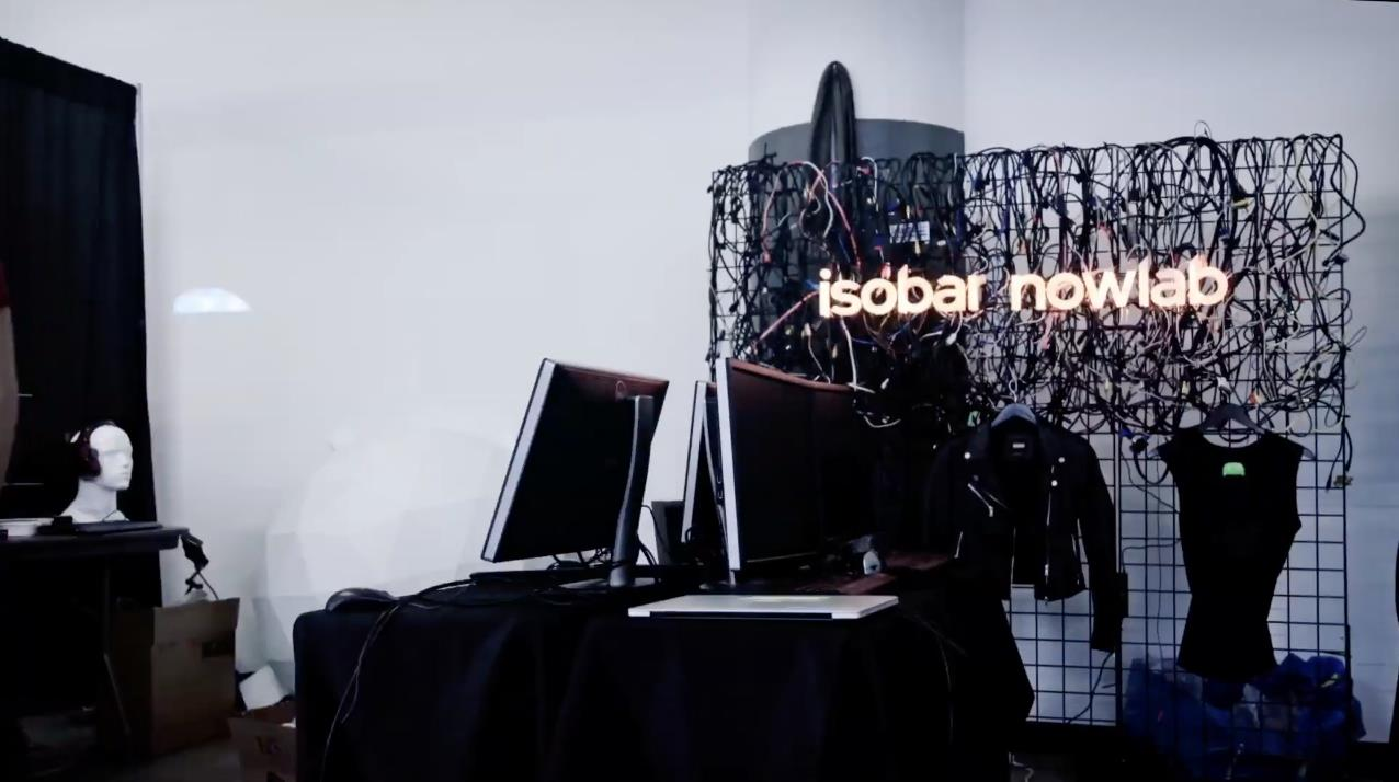 Isobar is Creating for the Future at NowLab - DMN