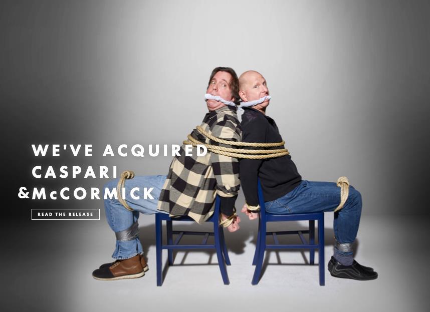 AB&C acquires Wilmington-based Caspari McCormick
