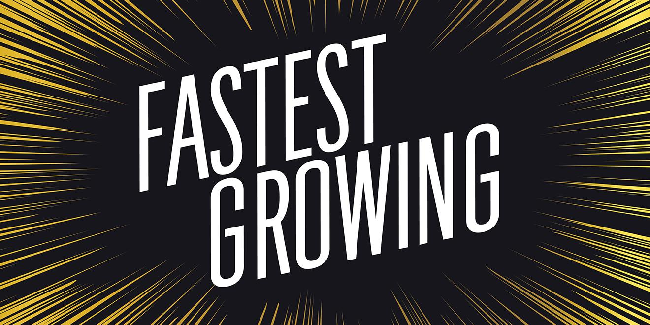 Top 100 Fastest Growing US Agencies