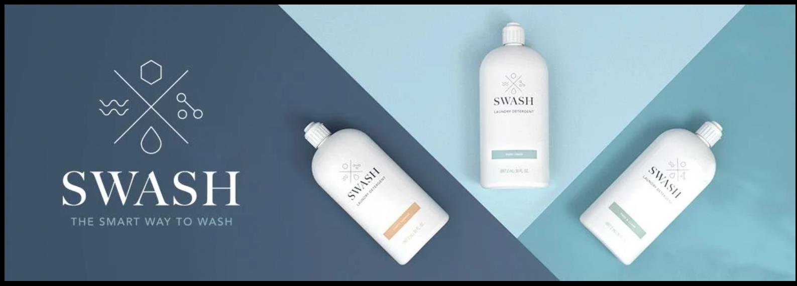 Swash Laundry Detergent - The Smart Way to Wash