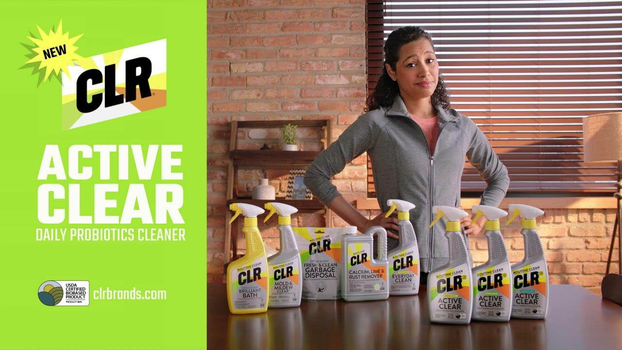 9Rooftops' CLR Spots Put Power Behind New Probiotic Cleaners