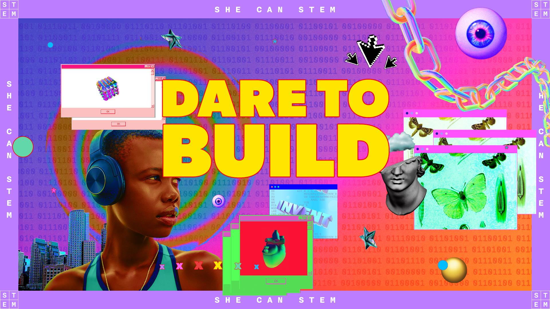 Program Launch & Social Campaign  - Dare To STEM