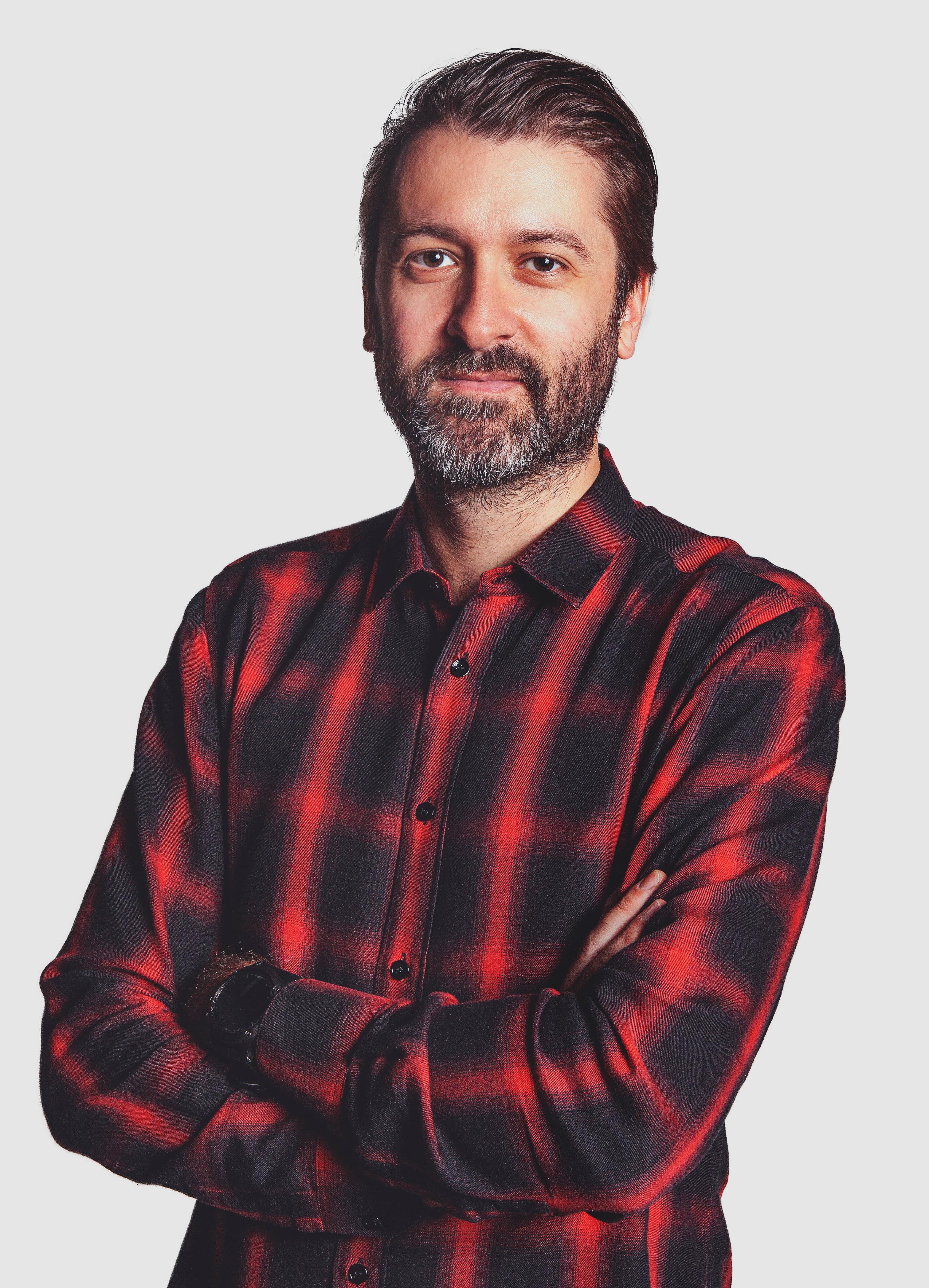 Sylvain Tron