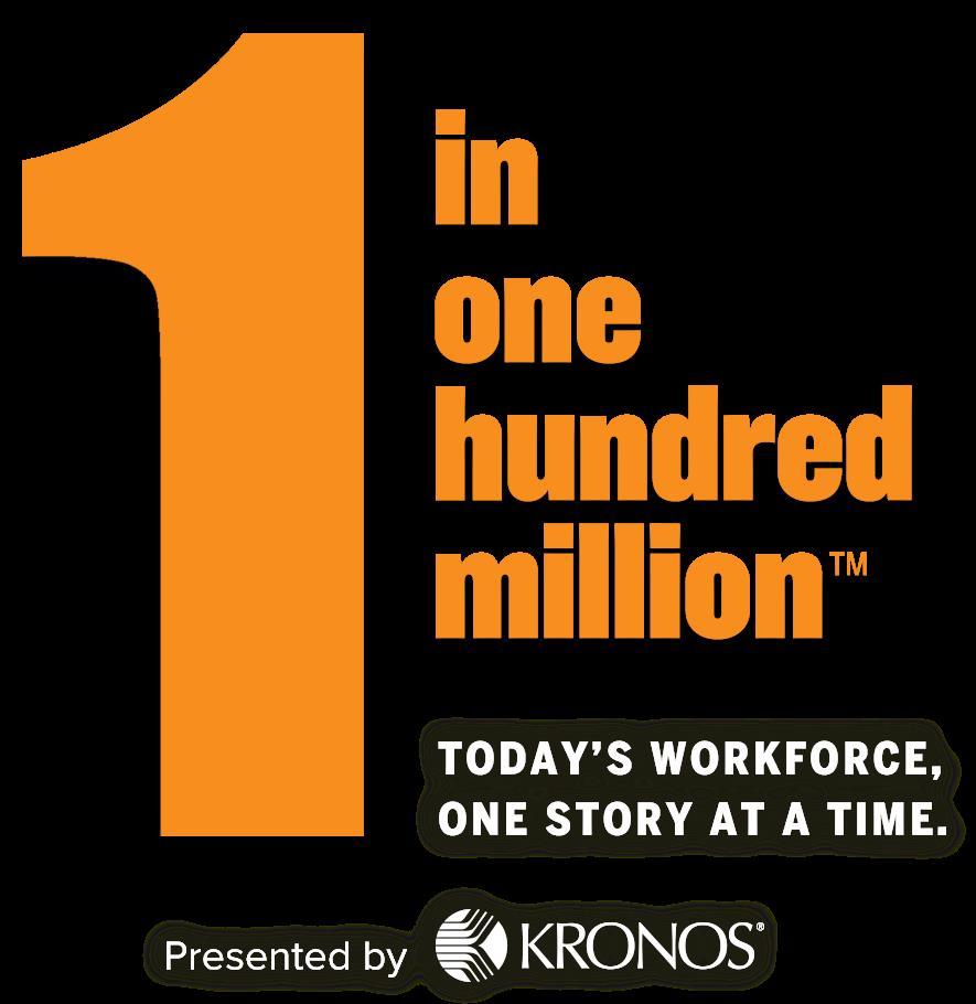 "Kronos' ""1 in One Hundred Million"" Video Series Awarded Prestigious Platinum Remi Award at 49th Annual Worldfest-Houston"