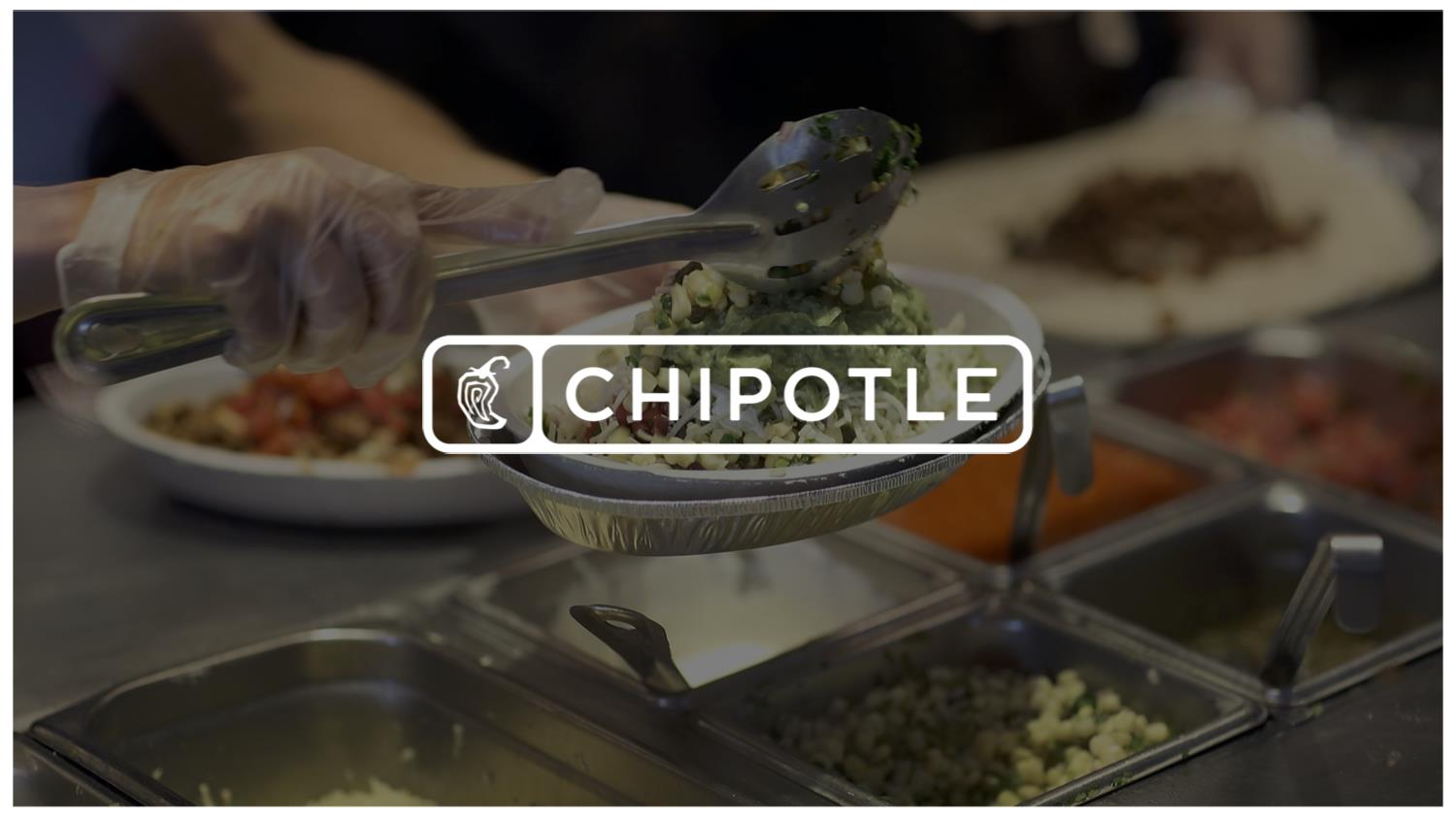 GALE+ for Chipotle
