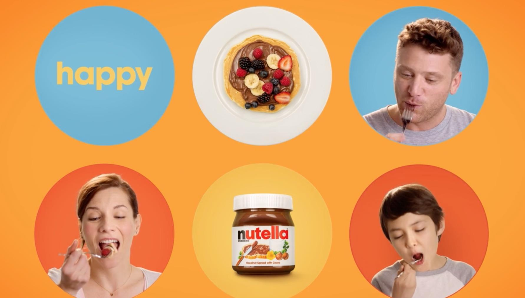 Nutella-bration