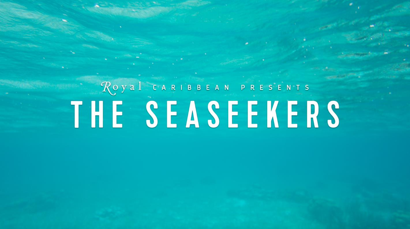 Royal Caribbean   The SeaSeekers