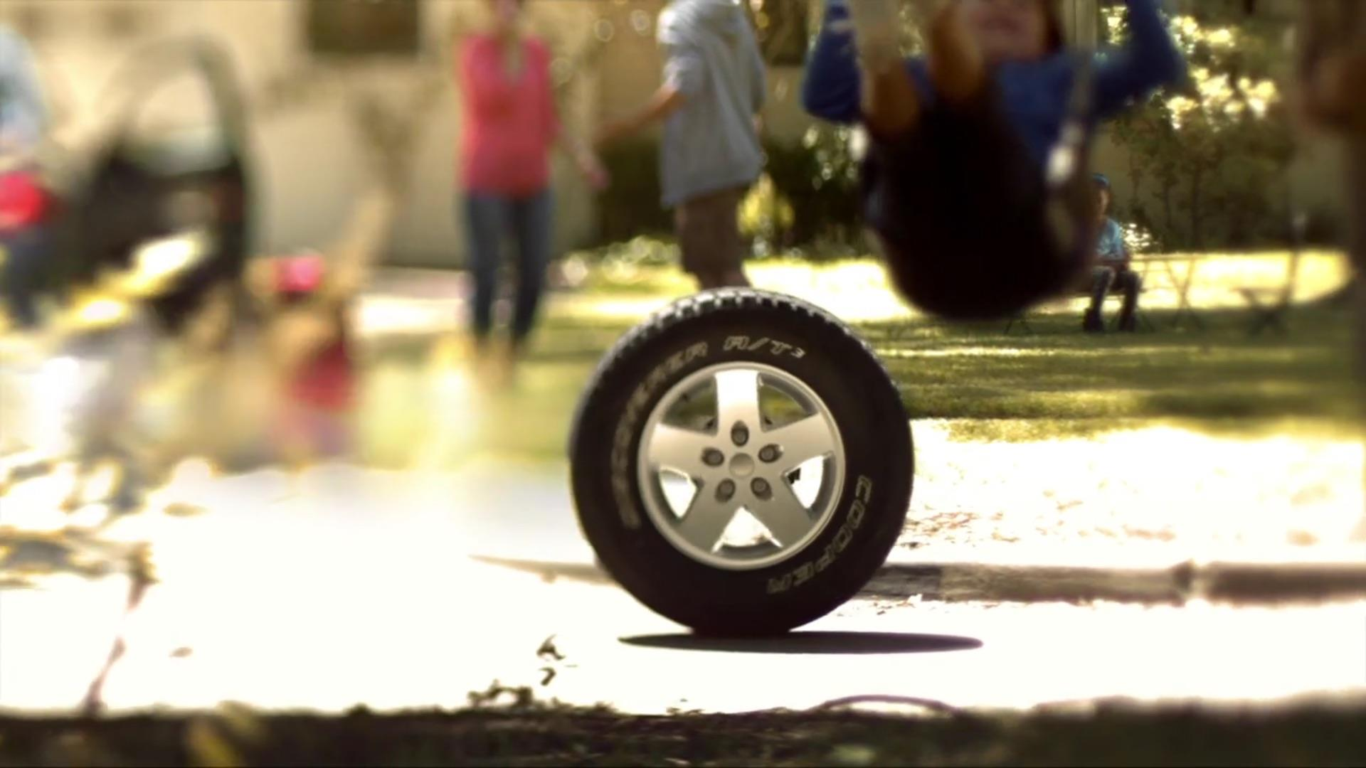Cooper Tire: Rolling Portraits