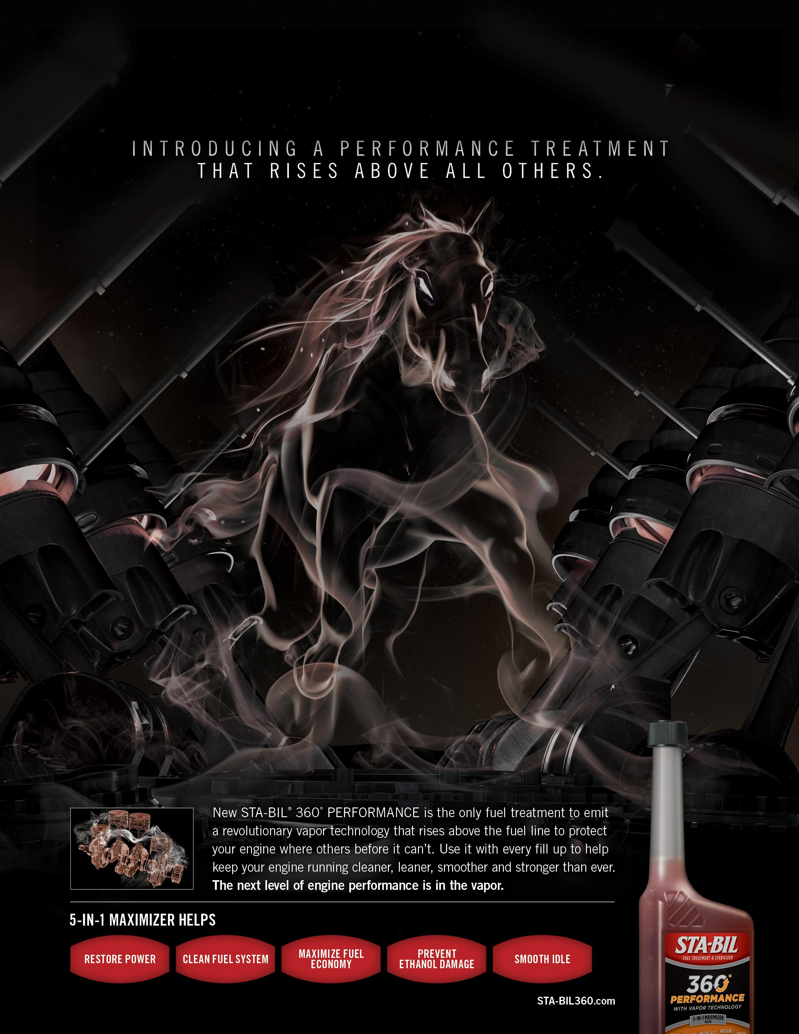 STA-BIL: Horse