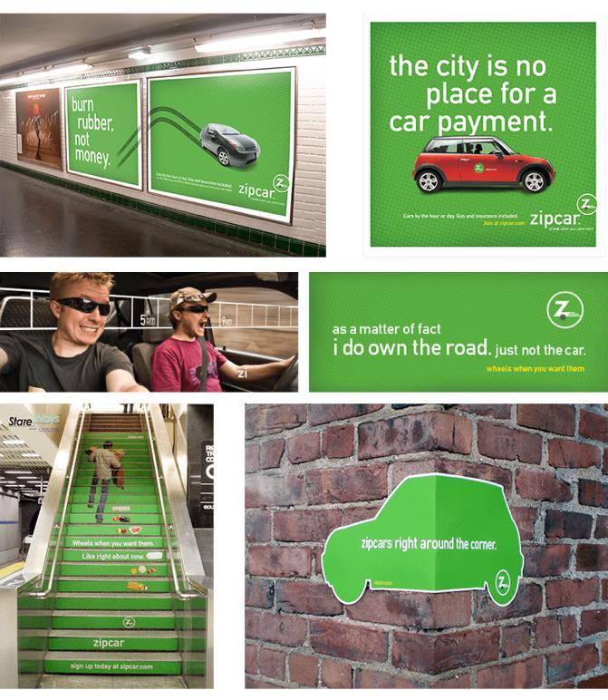 "Zipcar ""Crazy"""