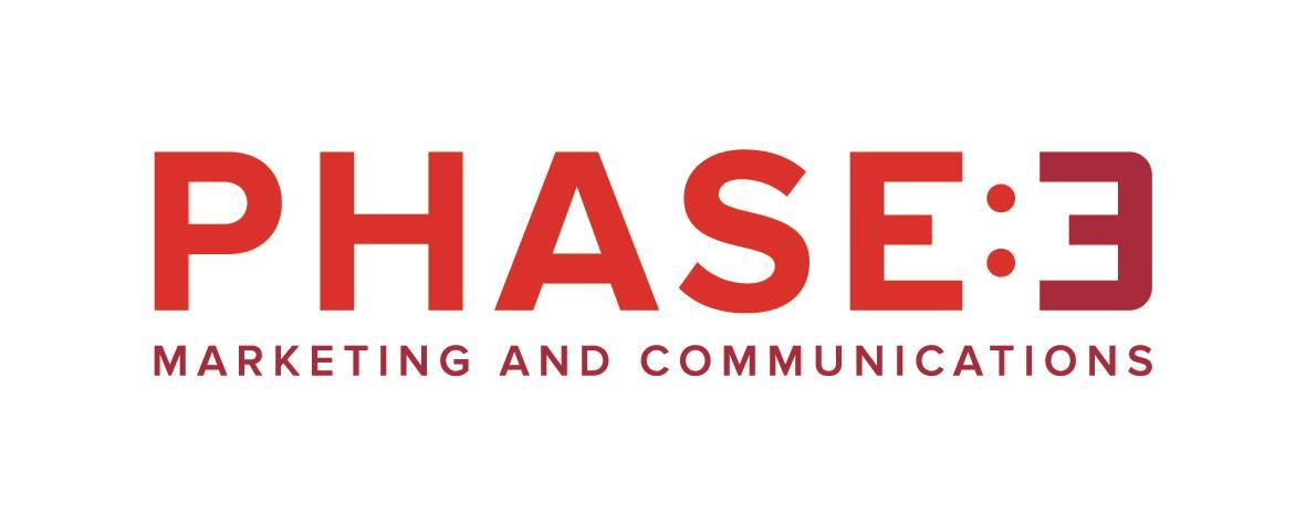 Phase 3 Marketing and Communications