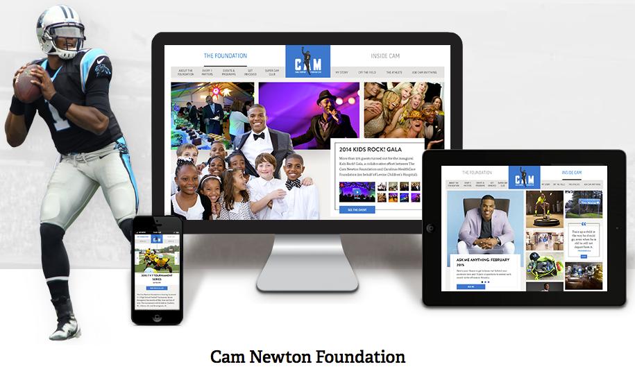 Cam Newton Foundation