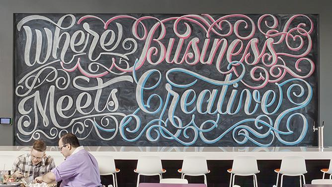 Where Business Meets Creative