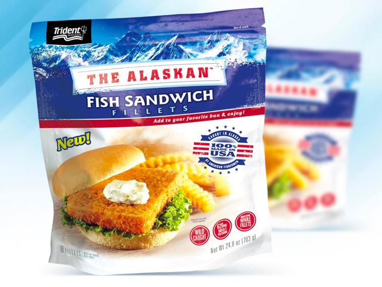 The Alaskan Package Design